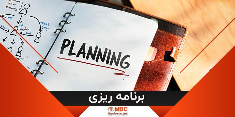 برنامه ریزی - اقدام کردن و عملگرایی
