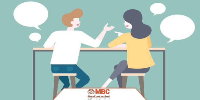 چگونه در جمع صحبت کنیم؟