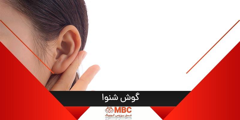 گوش دادن فعال یا گوش شنوا